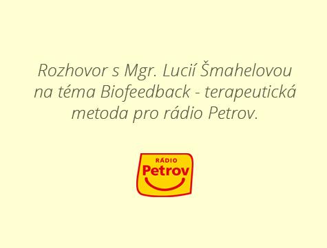 Radio Petrov &#8211; Biofeedback<br> 7. Října 2013